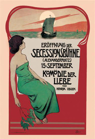 Poster for an Ibsen Play