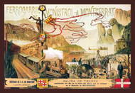 Ferrocaril de Monistrol a Montserrat