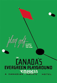 Play Golf in Canadas Evergreen Playground