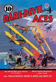 Dare Devil Aces The Dead Will Fly Again