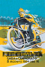 4th Motorcycle Circuit of Tortona