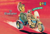 Gladiator - Driver included