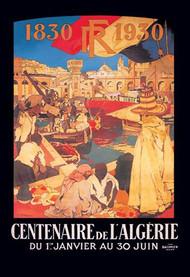 Centenaire de l'Algerie:  1830-1930