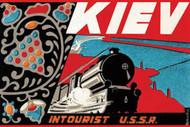 Kiev - Intourist U.S.S.R. I