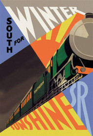 South for Winter Sunshine Southern Railroad