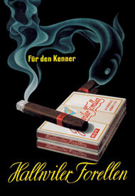 Hallwiler Forellen Cigars