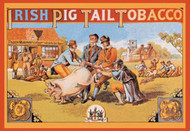 Irish Pig Tail Tobacco