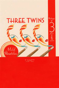 Three Twins Mild Panatelas