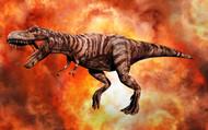 Tyrannosaurus Rex, The King Of Killer Dinosaur