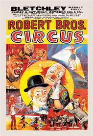 Robert Brothers Circus at Bletchley Market Field