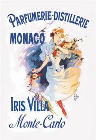Parfumerie-Distillerie Monaco by Jules Cheret