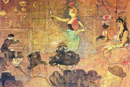 Mauri Dance by Toulouse-Lautrec