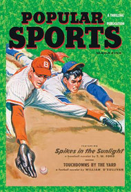Popular Sports Spikes in the Sunlight