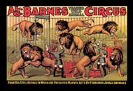 Al G Barnes Trained Wild Animal Circus