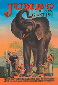 Jumbo the Giant Elephant