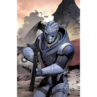 Mass Effect Wall Graphics: Homeworlds #3 (Variant Cover)