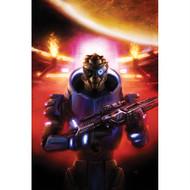 Mass Effect Wall Graphics: Homeworlds #3