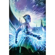Mass Effect Wall Graphics: Homeworlds #4