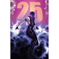Mass Effect Wall Graphics: Invasion #1 (Paul Renaud 25th Anniversary Cover)
