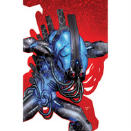 Mass Effect Wall Graphics: Invasion #2 (Paul Renaud Variant Cover)