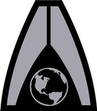 Mass Effect Wall Graphics: System Alliance