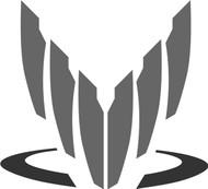 Mass Effect Wall Graphics: Spector Logo