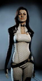 Mass Effect Wall Graphics: Miranda HR03