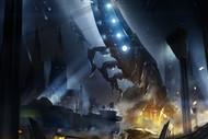 Mass Effect Wall Graphics: Germany