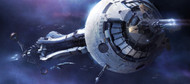 Mass Effect Wall Graphics: The Crucible