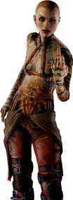 Mass Effect Wall Graphics: Jack 3/4 Cutout