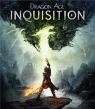 Dragon Age Wall Graphics: Dragon Age Inquisition Vertical Wall Graphic