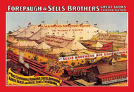 Forepaugh and Sells Brothers Great Show