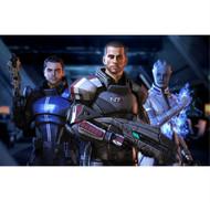 Mass Effect Wall Graphics: Camp Art II