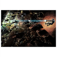 Dead Space Wall Graphics: Dead Space 2 Zero G