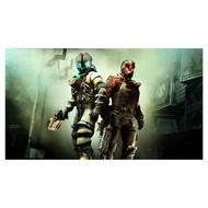 Dead Space Wall Graphics: Dead Space 3 Co-Op