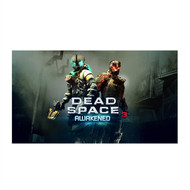 Dead Space Wall Graphics: Dead Space 3 Awakened