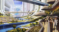 Mass Effect Wall Graphics: Presidium