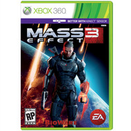 Mass Effect Wall Graphics: Mass Effect 3: Xbox Box Art