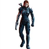 Mass Effect Wall Graphics: Commander Jane Shepard Wall Graphic II