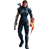 Mass Effect Wall Graphics: Commander Jane Shepard Wall Graphic