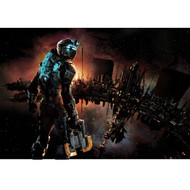 Dead Space Wall Graphics: Dead Space Scenic Cover Art