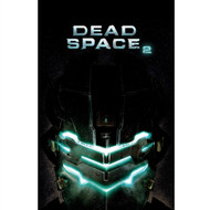 Dead Space Wall Graphics: Dead Space 2 Cover Art