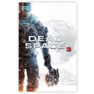 Dead Space Wall Graphics: Dead Space 3 Cover Art
