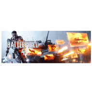 Battlefield 4: Horizontal Wall Graphic II