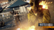 Battlefield Hardline Gas Mask