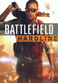 Battlefield Hardline Wall Graphic