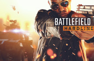 Battlefield Hardline Wall Graphic Hero