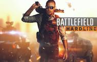 Battlefield Hardline Horizontal Wall Graphic