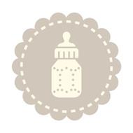Caleb Gray Studio: Bottle Badge