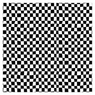 Caleb Gray Studio: Checkered Flag Wall Tile